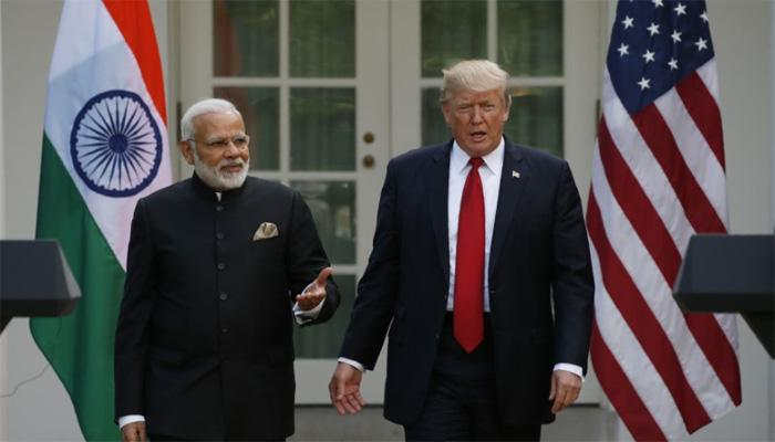 मोदी और ट्रंप ने लिया संकल्प, अमेरिका और भारत मिलकर इस्लामिक आतंकवाद का करेंगे खात्मा