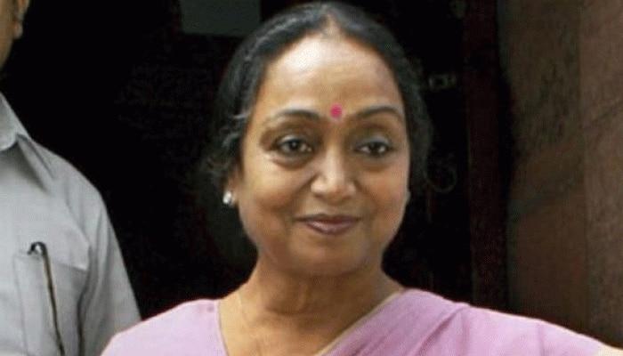 राष्ट्रपति पद की उम्मीदवार मीरा कुमार भी ट्वीटर पर आईं