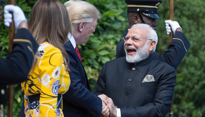 मोदी ने ट्रंप और उनके परिवार को भारत आने का दिया न्यौता, कहा- आप मुझे स्वागत करने का अवश्य देंगे मौका