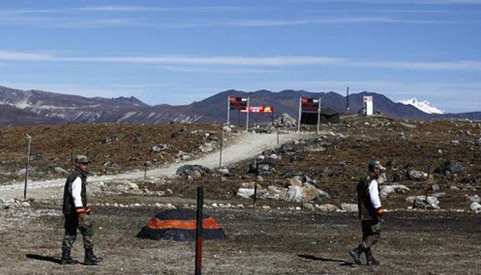 चीन ने सिक्किम में भारतीय सेना के बंकर पर चलाया बुल्डोेजर !