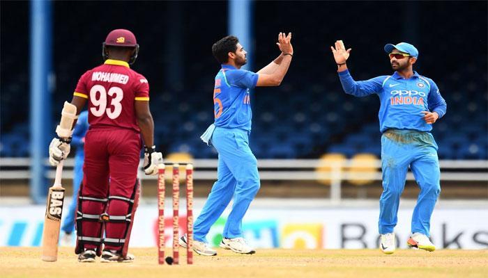 India vs West Indies 2017 : कब, कहां और कैसे देख सकते हैं LIVE तीसरा वनडे मैच