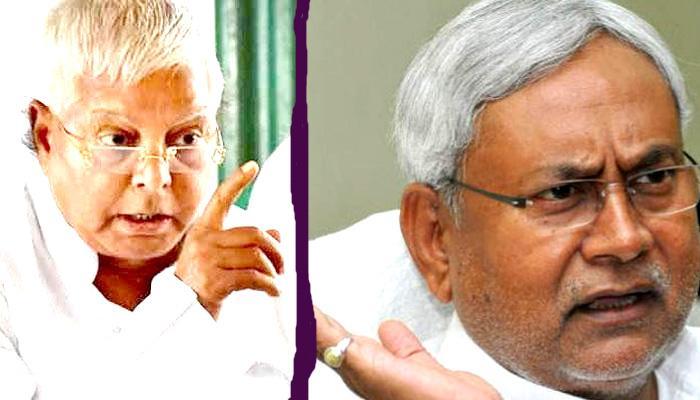 लालू- नीतीश के बीच और गहराई खाई, 'बीजेपी हटाओ देश बचाओ' रैली से JDU का किनारा!