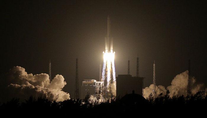 चीन के अंतरिक्ष कार्यक्रम को बड़ा झटका, सैटेलाइट को भेजने में नाकाम रहा रॉकेट 'लांग मार्च'