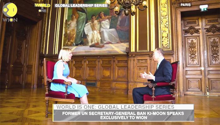 UN के पूर्व महासचिव मून ने WION से कहा-पेरिस जलवायु समझौते को लागू कराने में दुनिया का नेतृत्व कर सकते हैं PM मोदी