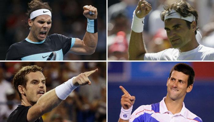 विंबलडन कप : एक बार फिर भिड़ेंगे टेनिस के चार दिग्गज, 8वीं बार खिताब जीतने उतरेंगे फेडरर