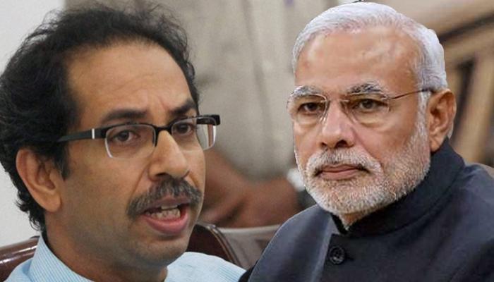 गोरक्षा पर शिवसेना ने मोदी के बयान को सराहा, कहा- गोरक्षा के नाम पर हत्या करना हिंदुत्व के खिलाफ