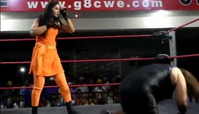 WWE में हिस्सा लेगी यह 'लेडी खली', डाइट के बारे में पढ़कर हैरान रह जाएंगे आप
