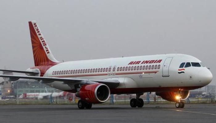 एयर इंडिया की दिल्ली से वाशिंगटन के बीच पहली सीधी उड़ान अमेरिका पहुंची