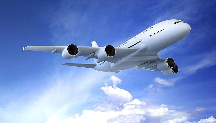 उड़ान के दौरान यात्री खोलने लगा एग्जिट डोर, तब फ्लाइट अटेंडेंट ने उसके सिर पर फोड़ी बोतल