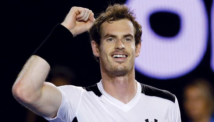 विंबलडन : फोगनिनि से हुए कड़े मुकाबले एंडी मरे की जीत, चौथे राउंड में पहुंचे