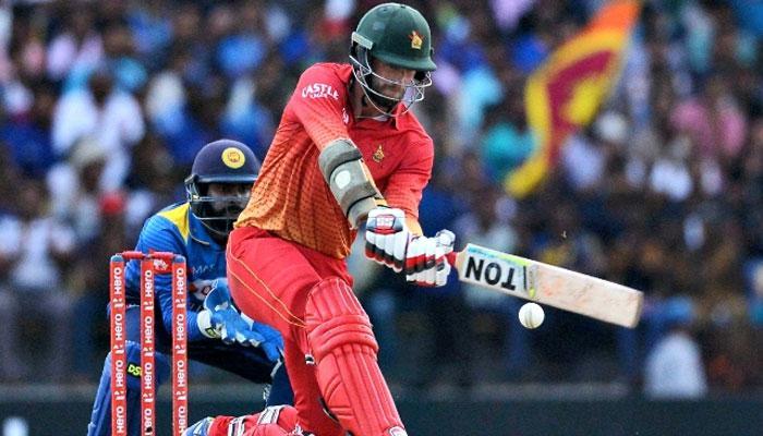 SL vs ZIM: इर्विन की तूफानी पारी से जिंबाब्वे ने सीरीज बराबर की
