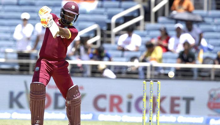 WI vs Ind T20 : एविन लेविस के तूफानी शतक से वेस्टइंडीज ने भारत को 9 विकेट से रौंदा