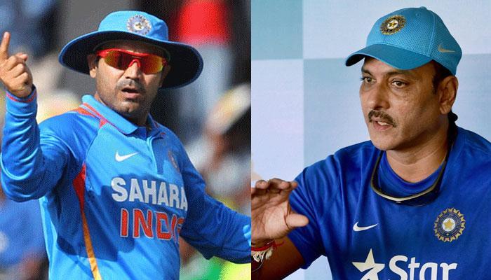 टीम इंडिया के कोच की दौड़ में रवि शास्त्री से आगे निकले 'मुल्तान के सुल्तान'!