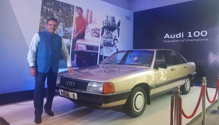 VIDEO : रवि शास्त्री 32 साल पहले ही बन गए थे 'चैंपियन ऑफ चैंपियंस', ईनाम में मिली थी ऑडी