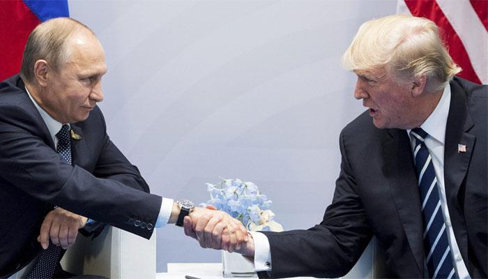 ट्रम्प 'सही वक्त पर' पुतिन को बुलाएंगे व्हाइट हाउस, G20 में अलग-थलग पड़ने को नहीं दी तवज्जो