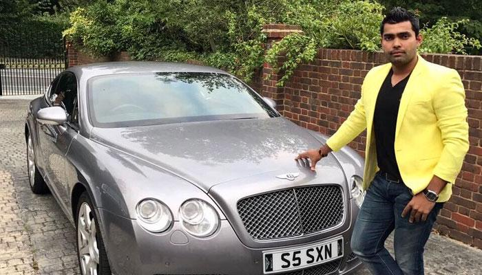 पाकिस्तानी क्रिकेटर उमर अकमल को 'कड़ी मेहनत के बाद लंदन में मस्ती' करना पड़ा 'महंगा'