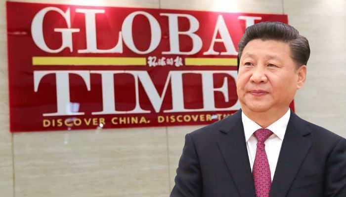 चीनी मीडिया ने कहा, भारत के साथ युद्ध से नहीं डरता चीन