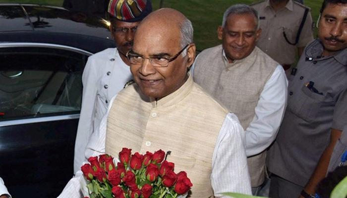 रामनाथ कोविंद बने देश के 14वें राष्ट्रपति, 25 को लेंगे शपथ