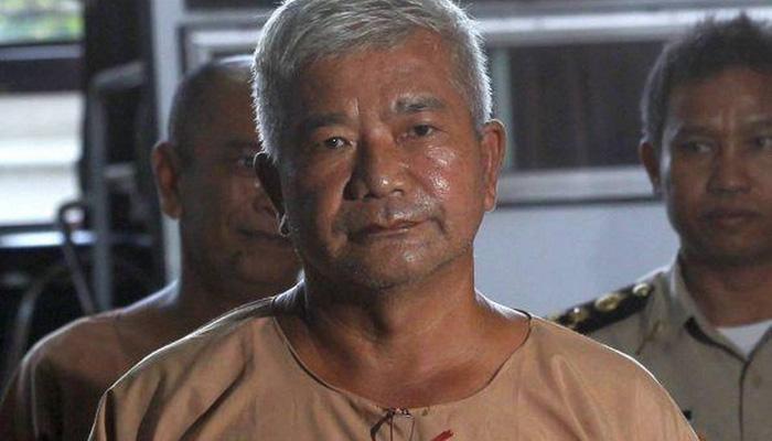 मानव तस्करी के मामले में दोषी करार दिए गए थाईलैंड के आर्मी जनरल