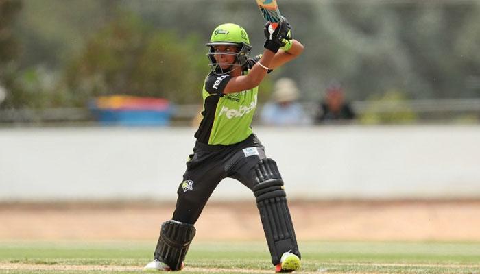 VIDEO : हरमनप्रीत ने इस ऑस्ट्रेलियन क्रिकेटर से प्रेरणा लेकर किया 'कंगारू' टीम का शिकार