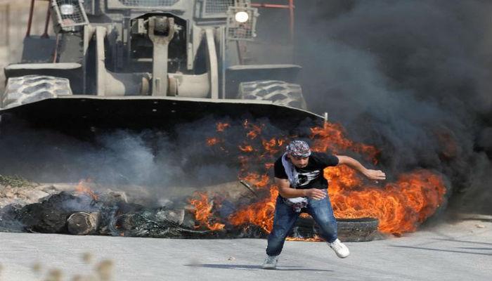 इजरायल: यरूशलम के पवित्र स्थल 'माउंट टेम्पल' को लेकर फिर हिंसा, दो फलस्तीनियों की मौत