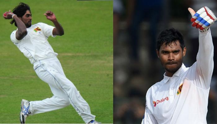 श्रीलंका टीम में हुई नुवान प्रदीप और डी सिल्वा की वापसी