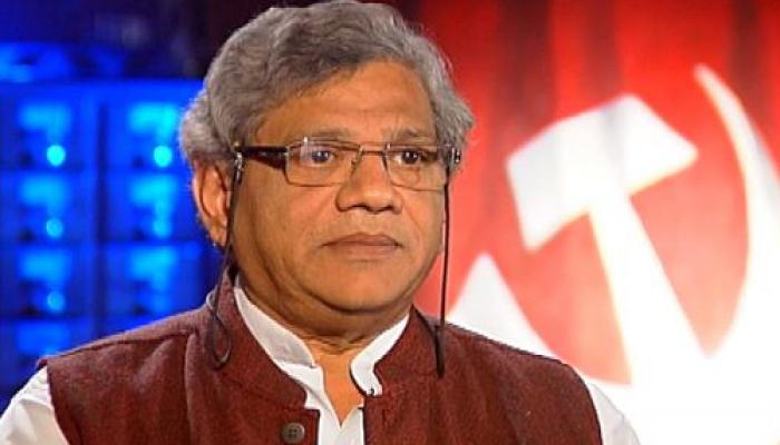 सीताराम येचुरी को तीसरी बार राज्यसभा नहीं भेजेगी माकपा