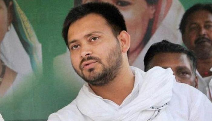 राज्यपाल पहले  RJD को मौका दें, नीतीश ने विधायकों को कैद किया : तेजस्वी यादव