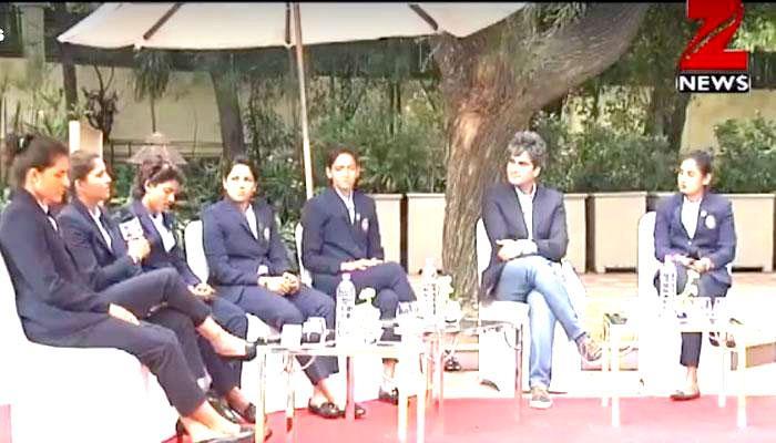 Zee News Exclusive: 'क्रिकेट क्रांति' वाली बेटियों ने 'खास इंटरव्यू' में खोले तमाम अनछुए पहलू- WATCH