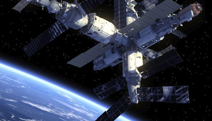 अंतरराष्ट्रीय अंतरिक्ष स्टेशन पहुंचे 3 अंतरिक्ष यात्री