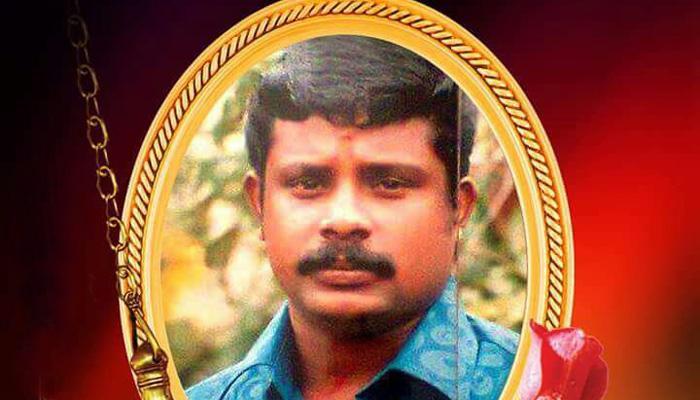 केरल: आरएसएस कार्यकर्ता की हत्या के खिलाफ भाजपा का बंद, 8 गिरफ्तार