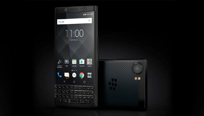 BlackBerry KEYone भारत में लॉन्च, जानें कीमत और फीचर्स