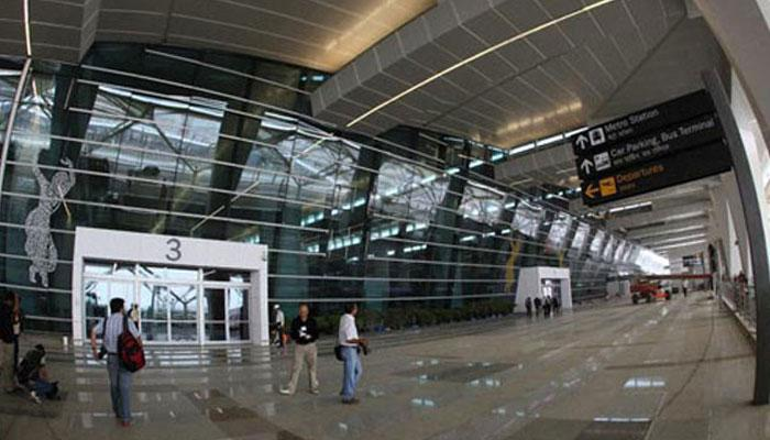 दिल्ली हवाईअड्डे पर बम की अफवाह से दहशत