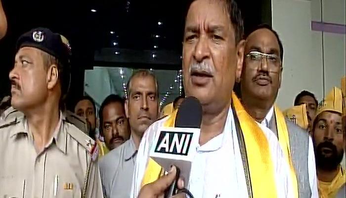 चंडीगढ़ छेड़छाड़ मामला : भाजपा सांसद ने मांगा प्रदेशाध्यक्ष से इस्तीफा