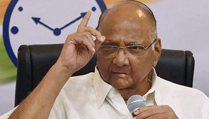 गुजरात राज्यसभा चुनावः शरद पवार बोले- कांग्रेस को समर्थन, लेकिन एक MLA बागी