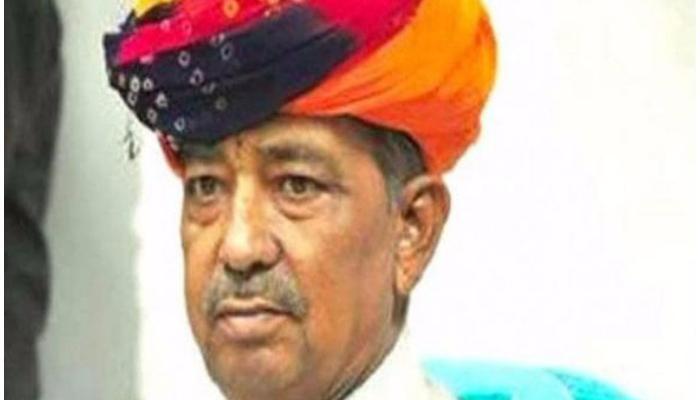 पूर्व केंद्रीय मंत्री और भाजपा सांसद सांवर लाल जाट का दिल्ली में निधन