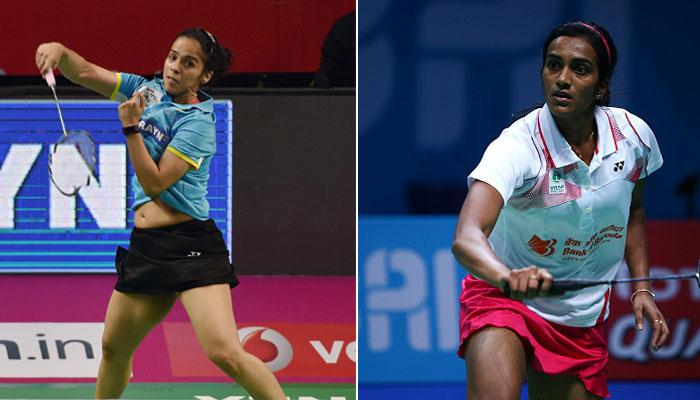 BWF विश्व चैंपियनशिप के पहले दौर में पीवी सिंधू, साइना नेहवाल को बाई