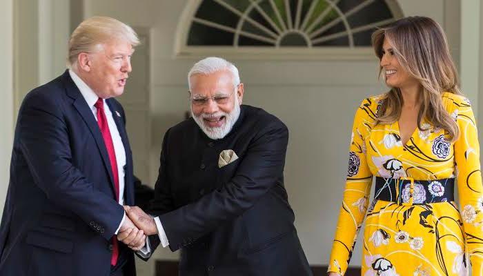 'ट्रंप प्रशासन की अमेरिकी विदेश नीति में भारत बड़ी प्राथमिकता'