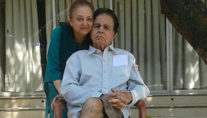सायरा बानो ने कहा- 'दिलीप कुमार का ठीक होना चमत्कार'