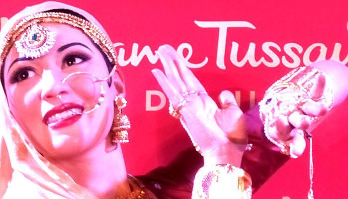 ..जब 'मैडम तुसाद' में 'मधुबाला' के चेहरे से हटाया गया पर्दा- VIDEO