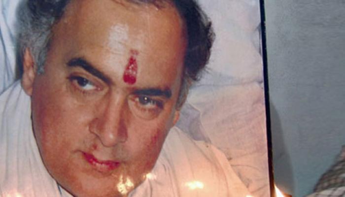 राजीव गांधी हत्याकांड: केंद्र ने कहा, उम्रकैद की सजा पाये दो कैदी समय से पहले रिहाई के हकदार नहीं