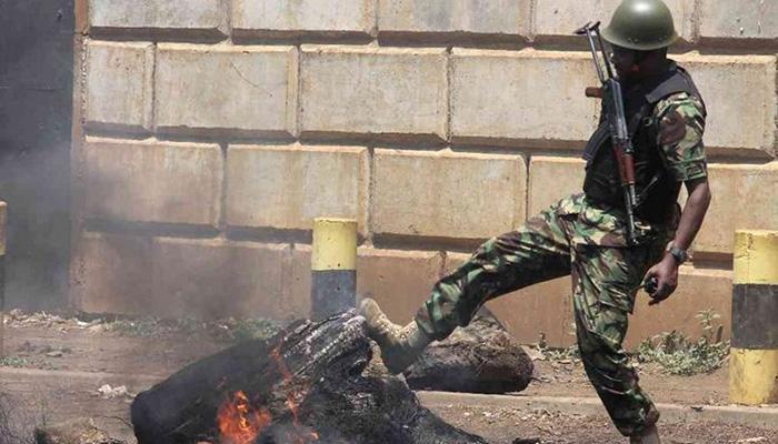 केन्या में राष्ट्रपति चुनाव बाद हिंसक प्रदर्शन, 4 लोगों की गोली मारकर हत्या