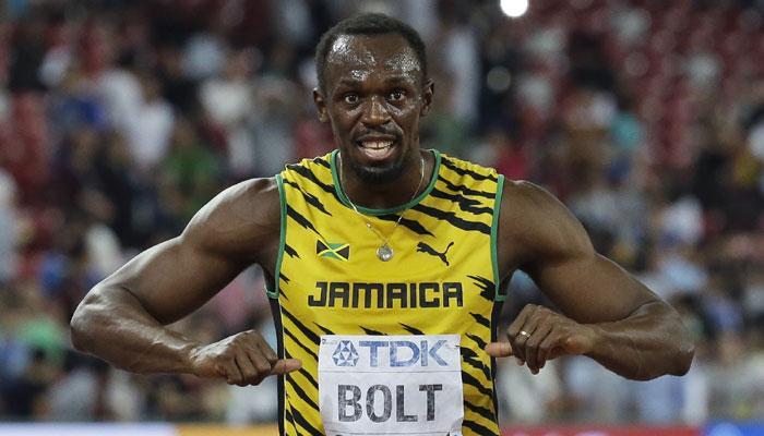 IAAF विश्व चैंपियनशिप: रिले हीट जीत कर फाइनल में आखिरी बार उतरेंगे बोल्ट