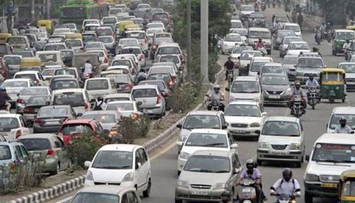 दिल्ली को ट्रैफिक जाम से मुक्त बनाने के लिये एनसीआर बनेगा मददगार