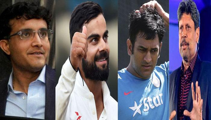 टीम इंडिया के सारे कप्तान रहे फेल, कोहली ने रच दिया इतिहास