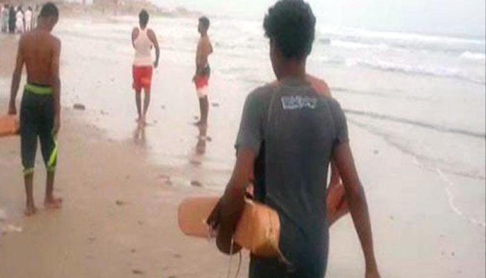 पाकिस्तान: कराची में एक ही परिवार के पांच लोगों की समंदर में डूबने से मौत
