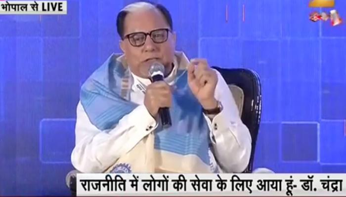 इंडो-आसियान यूथ समिट में सांसद डॉ. सुभाष चंद्रा ने कहा- राजनीति में लोगों की सेवा के लिए आया हूं