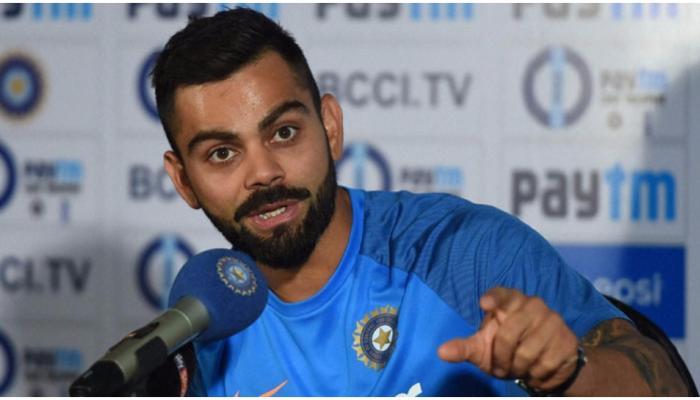 श्रीलंका वनडे सीरीज के दौरान कप्तान कोहली ने टीम के खिलाड़ियों को दी चेतावनी