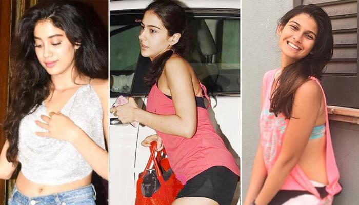 जारी है बॉलीवुड में बेटियों का टशन, देखिए इन स्टार किड्स की 20 Latest Photos