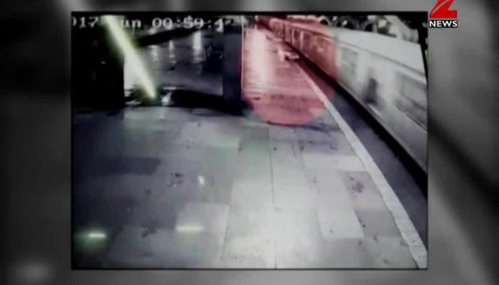 Shocking! Ignorance of railway police in Mumbai ends life of a man